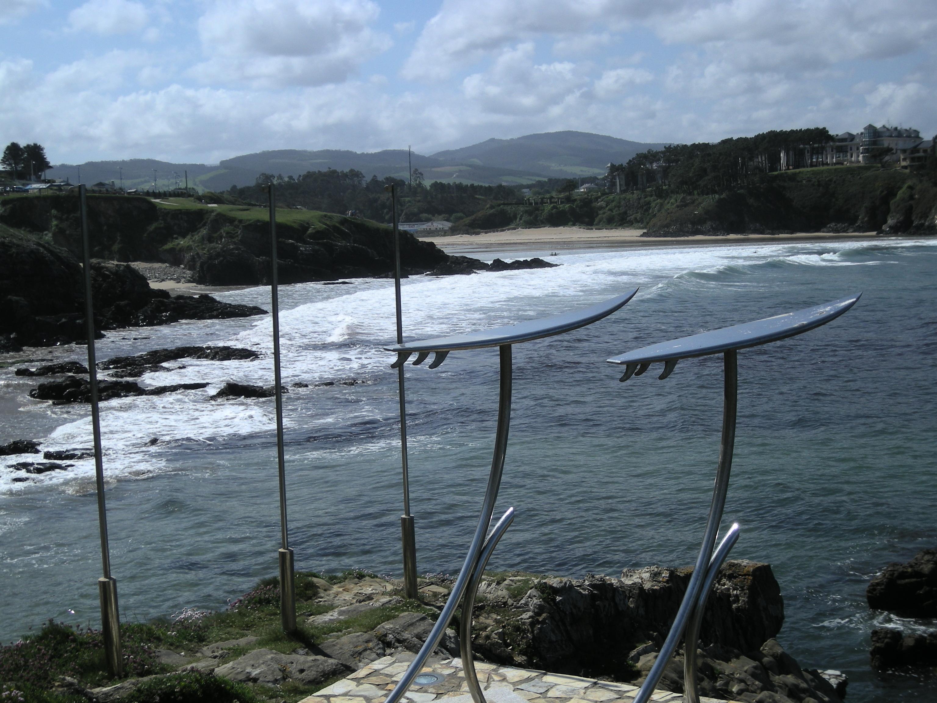 XV Campeonato de Surf en Tapia de Casariego 24,25 y 26 marzo