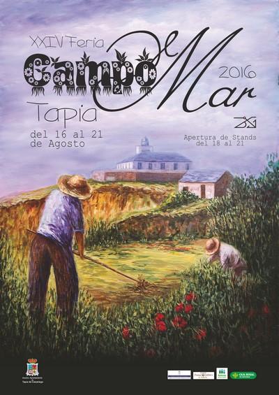 Cartel Campomar 2016