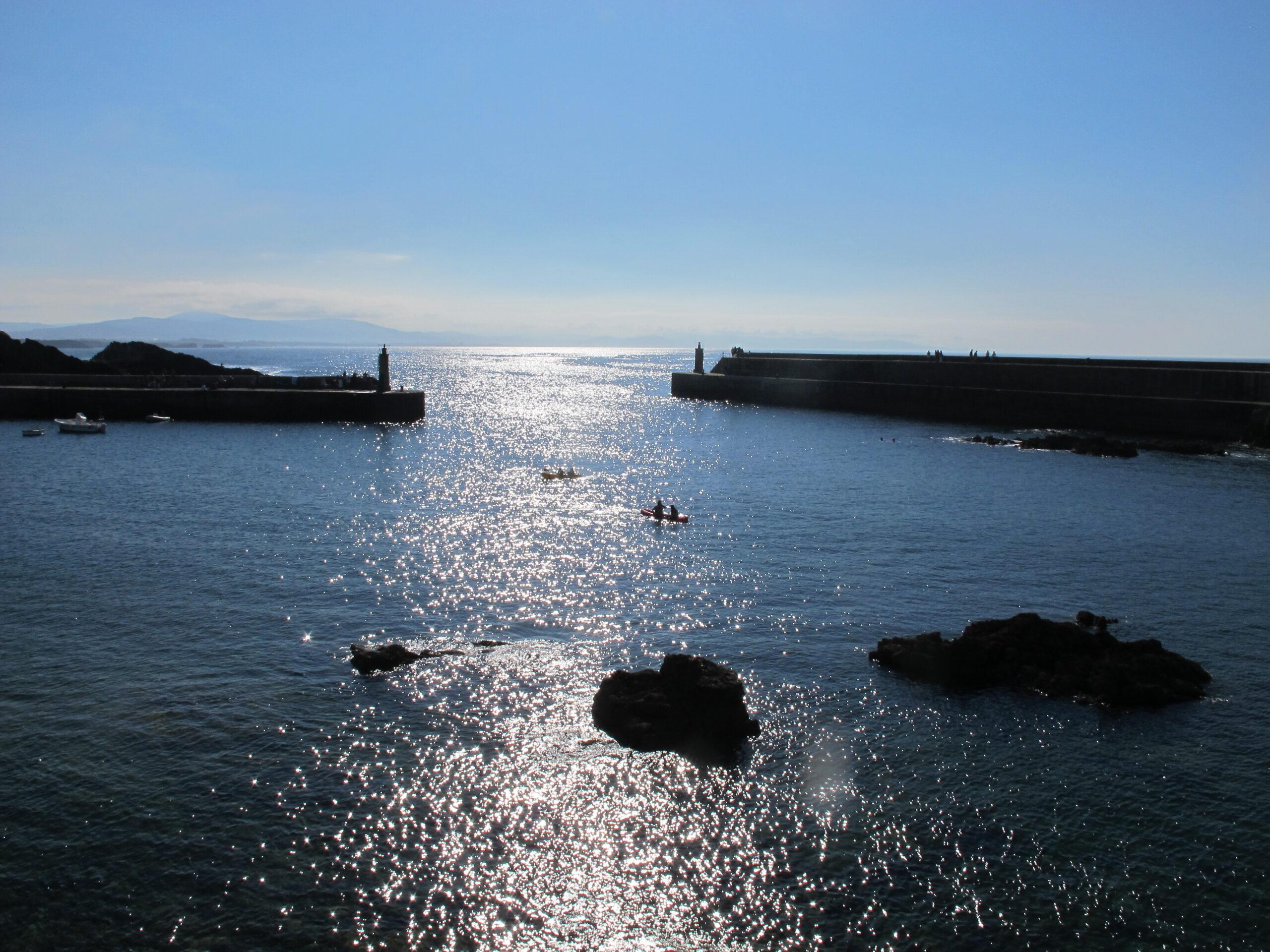 El puerto de Tapia de Casariego