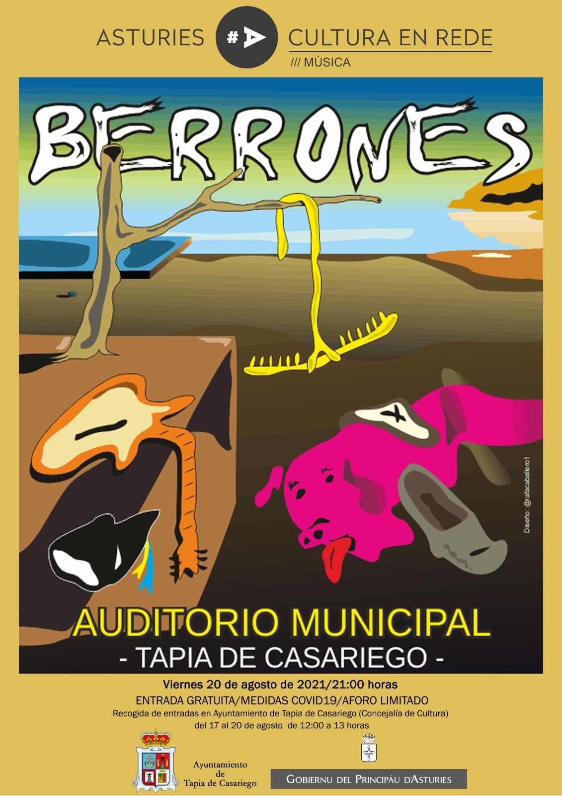 Los Berrones en Tapia